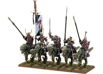 Dark Elf Cold One Knights