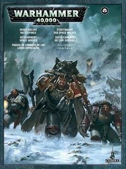 Бателлфорс Космических Волков (Space Wolves Battleforce)
