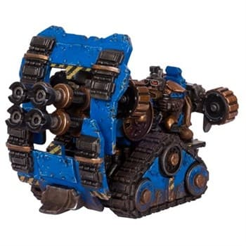 Forge Father Hailstorm Cannon
