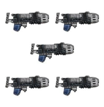 Space Marine Plasma Guns