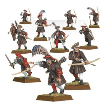 Freeguild Archers / Empire Archers / Huntsmen