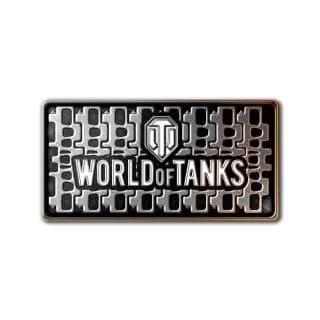 """World of Tanks, значок """"Гусеница"""""""