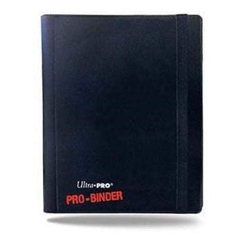 """Альбом """"Ultra-Pro"""" """"PRO-BINDER"""" (со встроенными листами по 2х2 кармашка, для карт в протекторах): черный"""