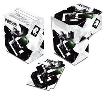"""Коробочка """"Ultra-Pro"""" (магическая пластиковая): рисунок """"Нисса М15"""""""
