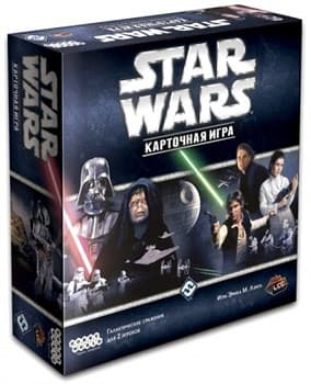 Star Wars. Карточная игра (2-e. рус. изд.)