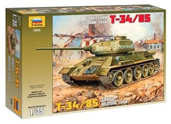 Танк  Т-34/85 (1:35)