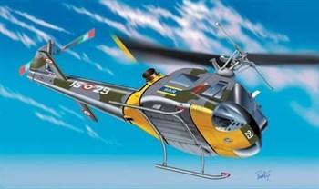 Вертолет  AB-204 B/ UH-1F (1:72)