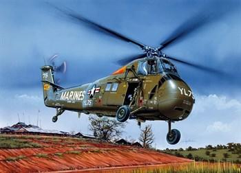 Вертолет UH-34J Sea Horse