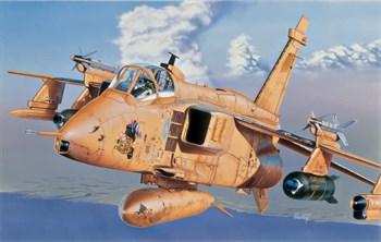 Самолет  JAGUAR GR.1 (1:72)