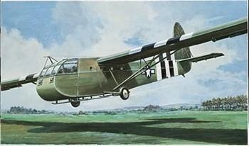 Самолет  Waco Cg-4a (1:72)