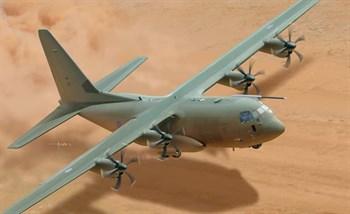 САМОЛЕТ C-130J C5 HERCULES