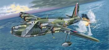 Самолет  SUNDERLAND Mk.I (1:72)