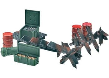 Battlefield Accessories Set