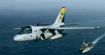 Самолет  ES.3A SHADOW (1:48)