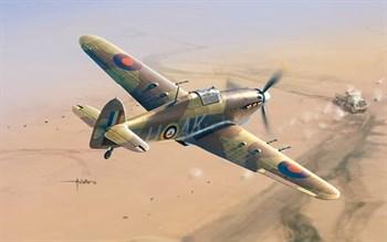Самолет  HURRICANE Mk.II c (1:48)