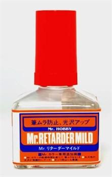 (!) Разбавитель 40мл со свойствами замедления высыхания краски