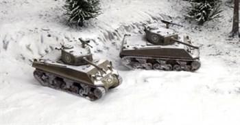 Танк  M4A3 76mm (1:72)