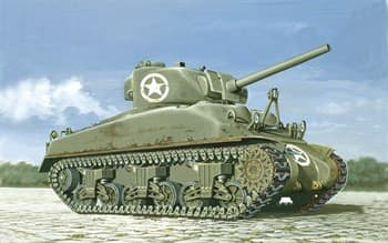 Танк М4 Sherman