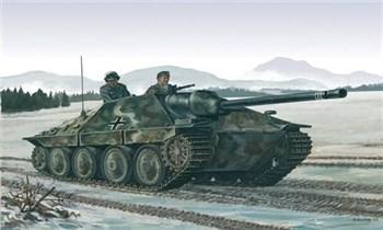 Сау  Jagdpanzer 38(T) Hetzer (1:72)