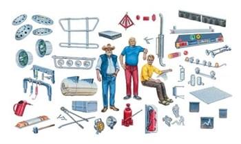 Автомобиль  Truck Accessories (1:24)