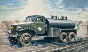 Автомобиль  2 1/2 Ton, 6x6 Water Tank Truck (1:35)