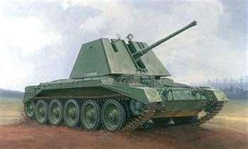 Танк  CRUSADER III AA MK.I (1:35)