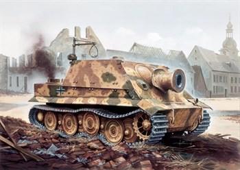 САУ  38cm RW61 auf STURMMORSER TIGER (1:35)