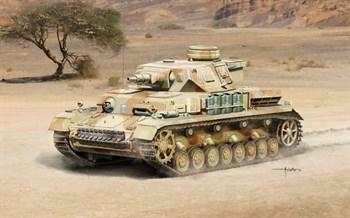 Танк  Pz. Kpfw. IV Ausf. F1/F2 Sd. Kfz. 161 (1:35)
