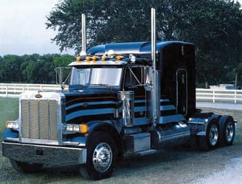 ГРУЗОВИК CLASSIC PETERBILT 378 LONG HAUL