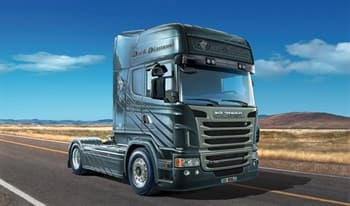 Автомобиль  Scania R620 V8 New R Series (1:24)
