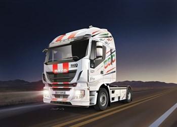 Автомобиль  Iveco Stralis Hi-Way (1:24)