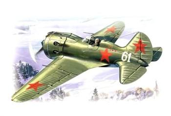 Истребитель  И-16 тип 24 (1:72)