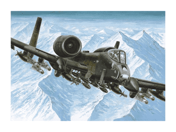 "Подарочный набор Штурмовик A-10а ""Тандерболт"" Ii (1:72)"