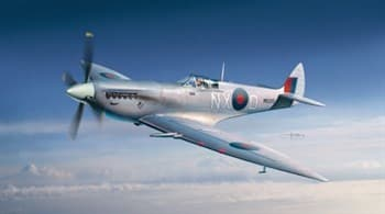 Самолет  SPITFIRE Mk.VII (1:72)