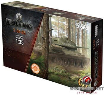 World of Tanks. Т-34-85