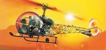 Вертолет  AH-1/AB-47 (1:72)