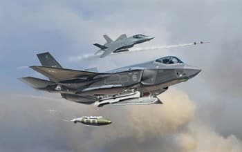 САМОЛЕТ LOCHKEED F-35 A Lightning II