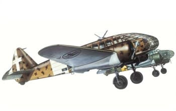 Самолет Caproni Ca.311