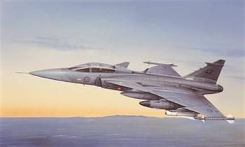 Самолет  JAS 39 A GRIPEN (1:48)