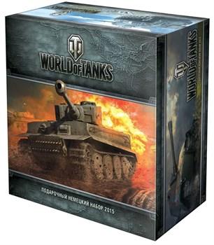 World of Tanks. Подарочный Немецкий Набор (4-е рус. изд.)