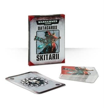 Datacards: Skitarii (English)