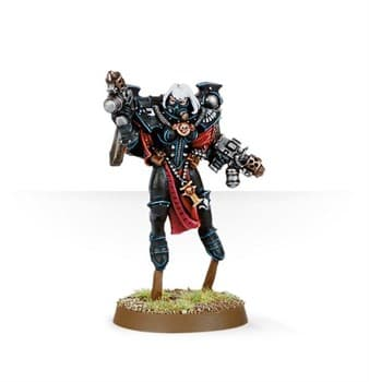 Sisters of Battle Seraphim with Hand Flamers