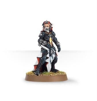 Sisters of Battle Hospitaller
