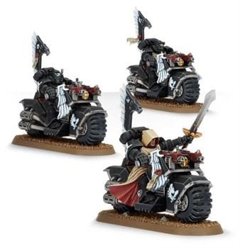 Dark Angels Bike Squad