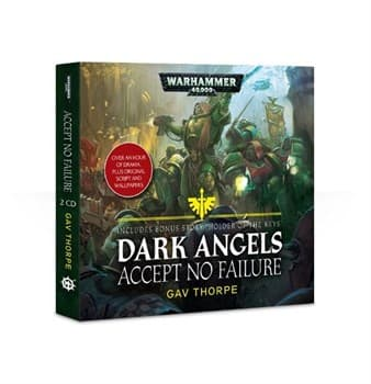 Dark Angels: Accept No Failure Audiobook