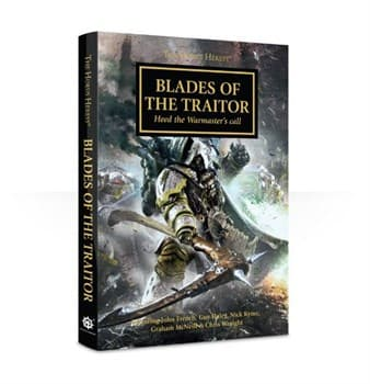 Horus Heresy: Blades Of The Traitor Hb