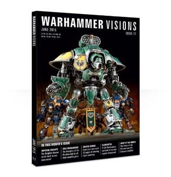 Warhammer Visions 17 (ENG)