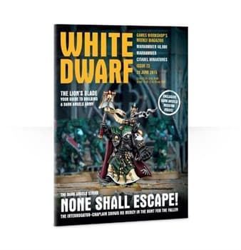 White Dwarf Weekly 73 (ENGLISH)