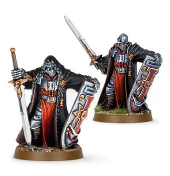 Grey Knights Crusaders