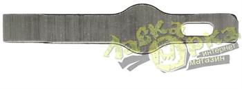 Лезвие для ножей, 0,6 х 6 х 46 мм, 6 шт./уп.